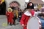 der traditionelle gansabhauet in sursee